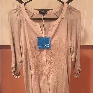 RXB button blouse